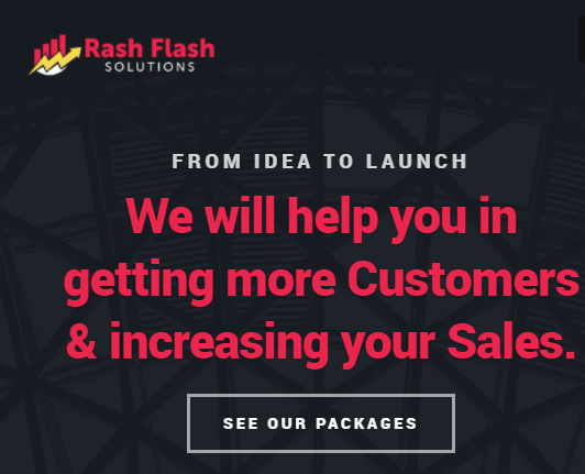 rashflash solutions